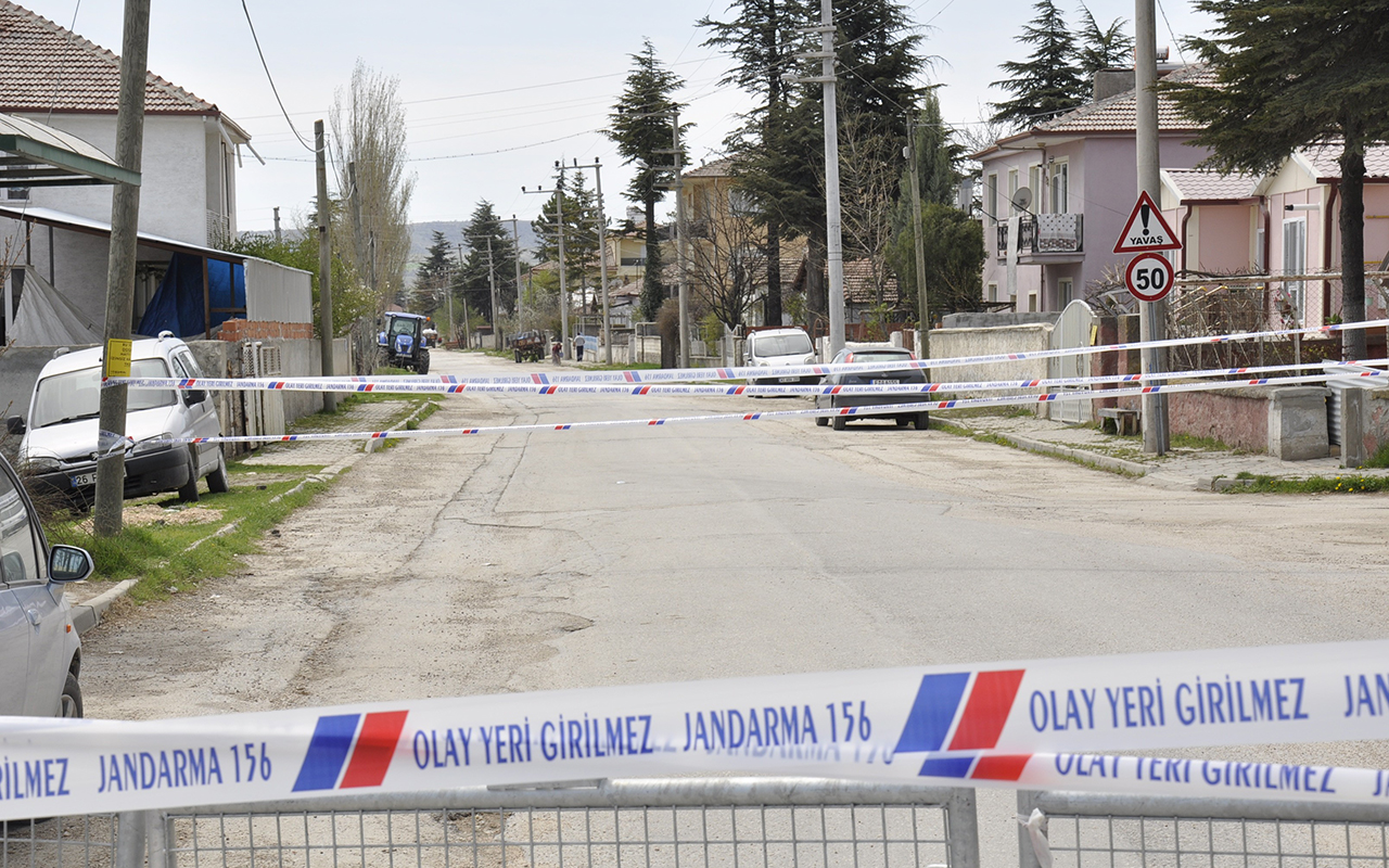 Eskişehir'de 7 bin nüfuslu mahalle karantina altına alındı