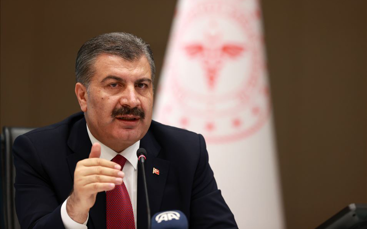 Sağlık Bakanı Koca'dan kritik İstanbul açıklaması
