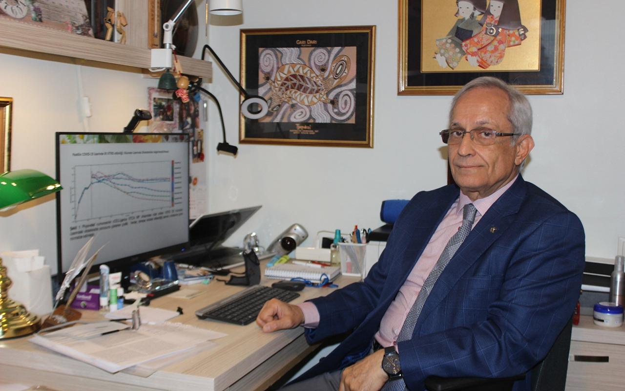 Prof. Dr. Erdem Yeşilada'dan korona virüste dikkat çeken kısırlık uyarısı