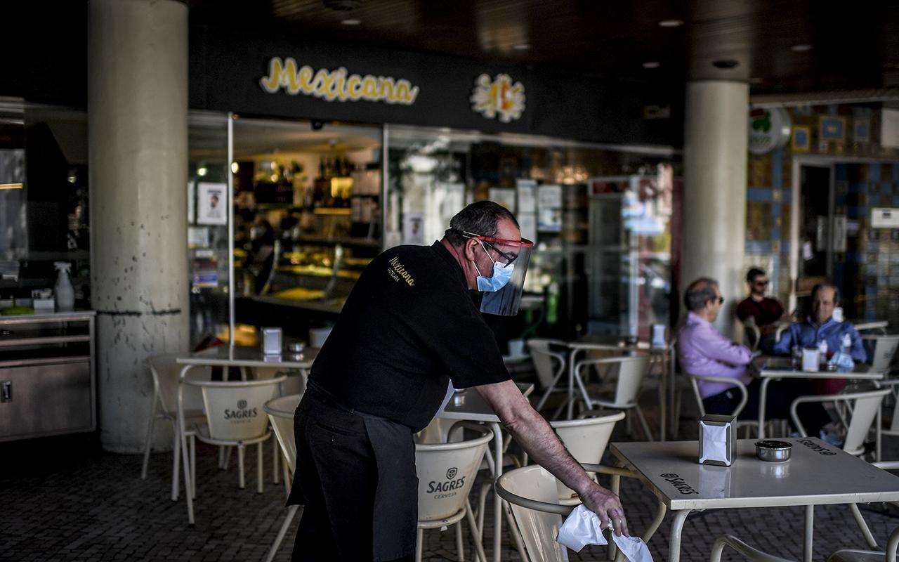Portekiz'de 8 ay sonra ilk kez korona kaynaklı ölüm görülmedi