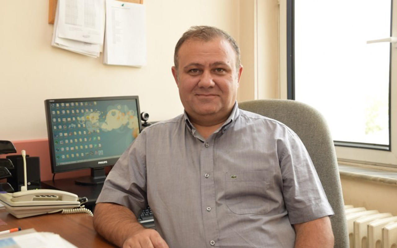 Prof. Dr. Nurettin Erben: