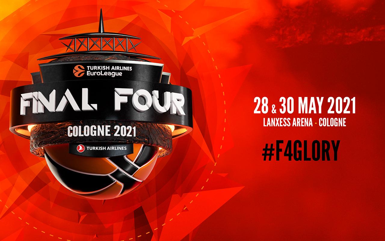 Euroleague Final Four, seyircisiz oynanacak