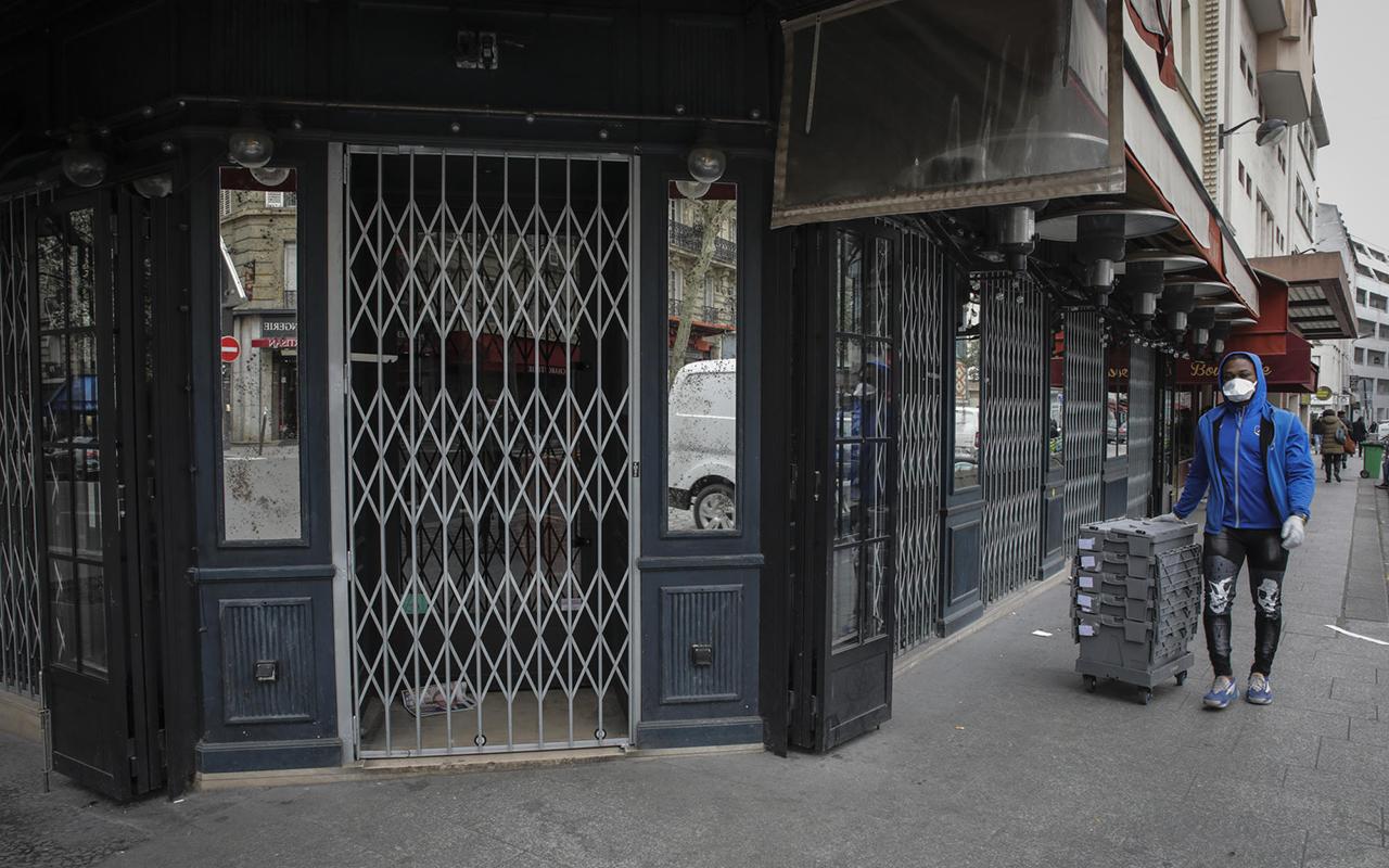 Fransa'da son 24 saatte 26 bin 538 yeni vaka tespit edildi