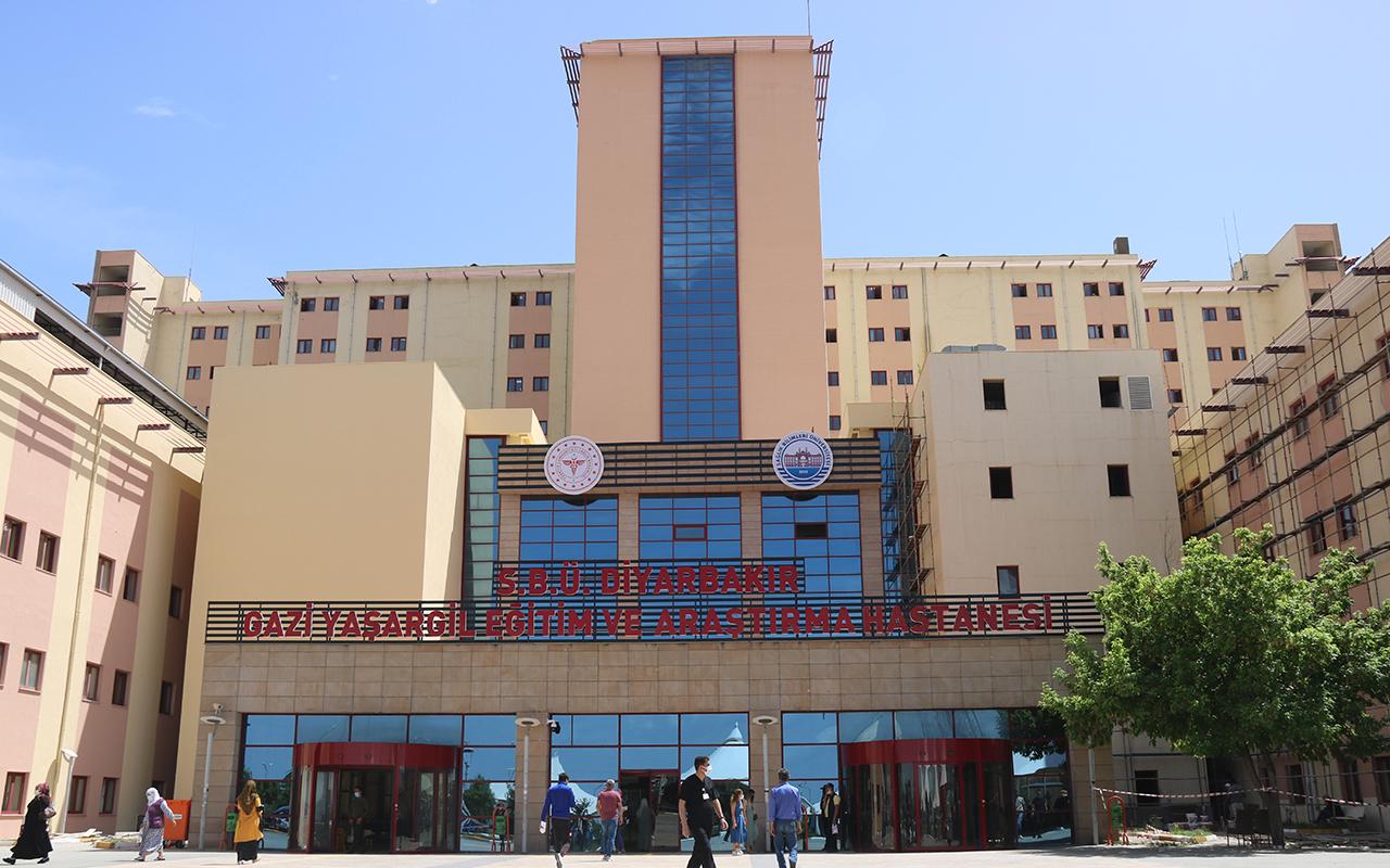 Diyarbakır'da 45-65 yaş arası korona hastalarında artış