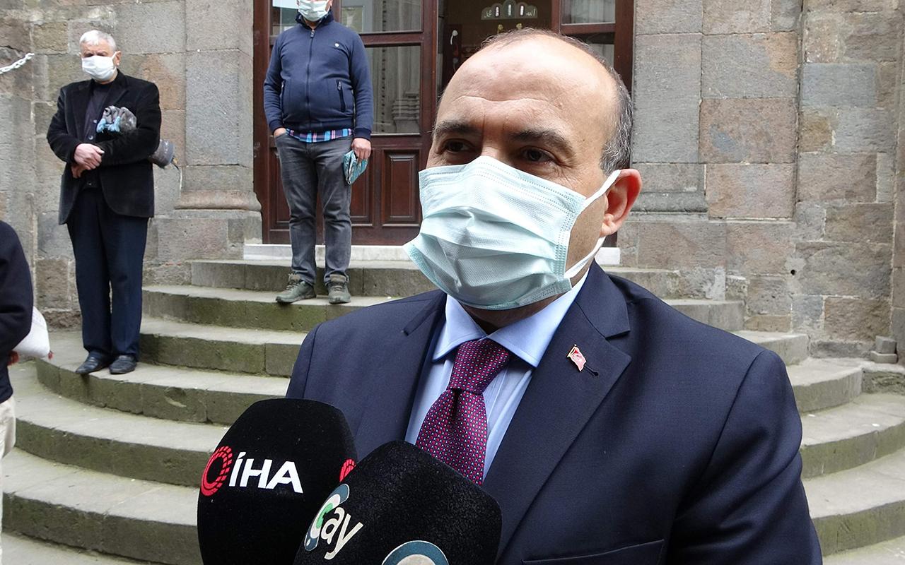 Tam kapanmayla birlikte Vali Ustaoğlu Trabzon için umutlu konuştu