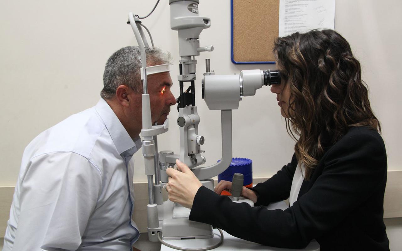 Diyabet hastaları göz muayenelerini aksatmamalı