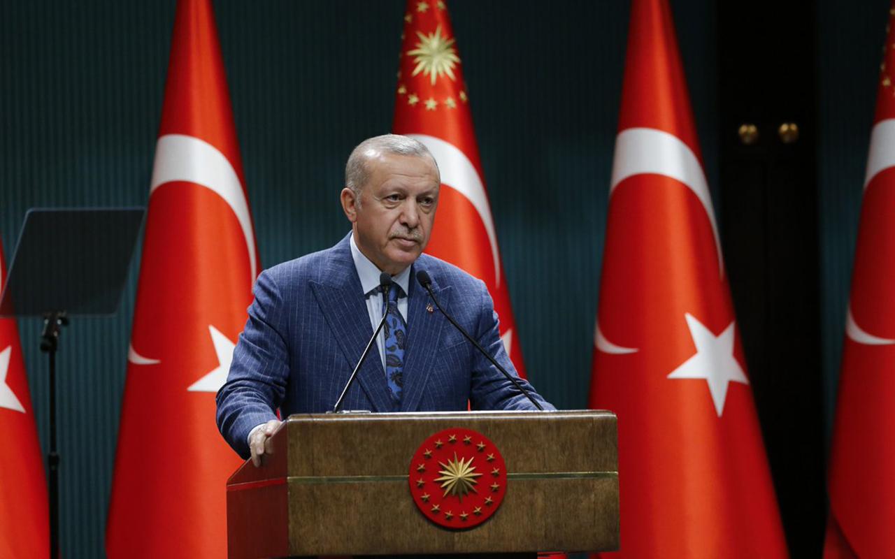 Cumhurbaşkanı Erdoğan'dan bayram sonrası kontrollü normalleşme açıklaması