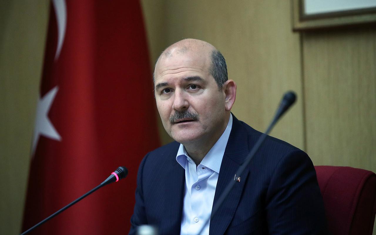 İçişleri Bakanı Süleyman Soylu'dan şampiyonluk kutlaması açıklaması
