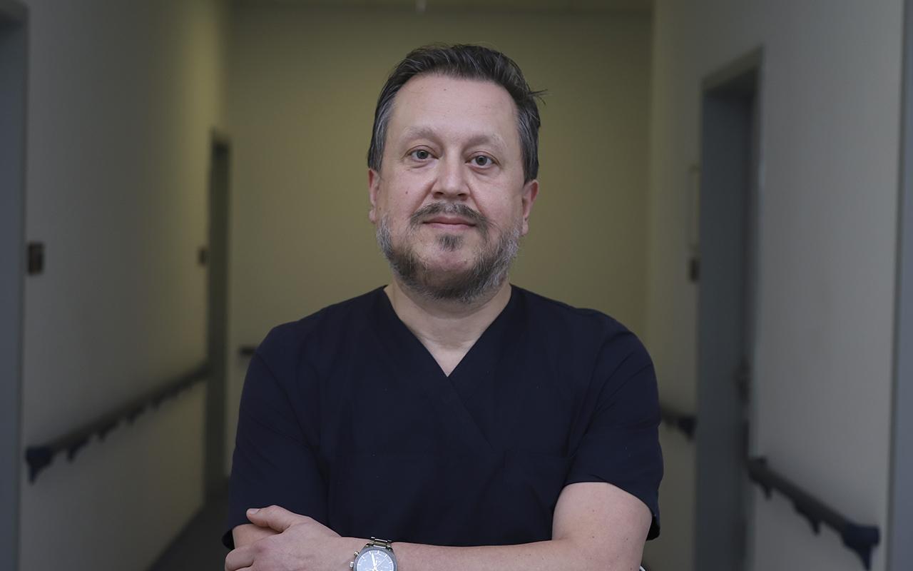 Prof. Dr. Oğuztürk tam kapanmanın kliniklere yansımasını açıkladı