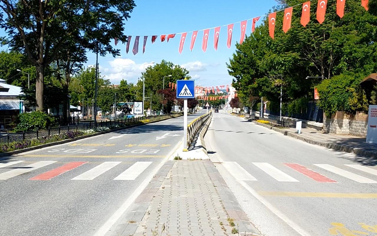 Edirne'de korona virüs haritasında büyük değişim: Kırmızıdan maviye döndü