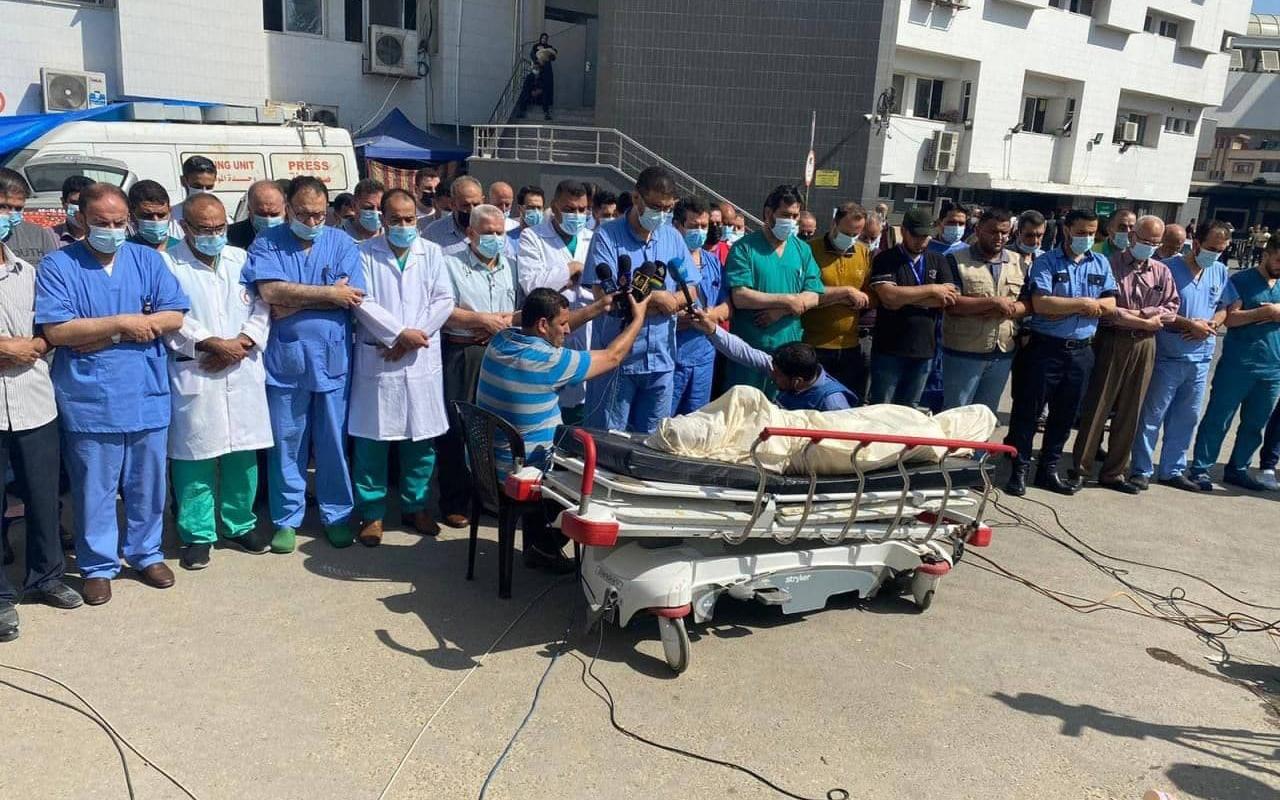İsrail'in Gazze'deki saldırılarında 2 doktor hayatını kaybetti