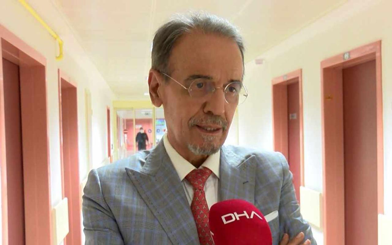 Prof. Dr. Mehmet Ceyhan'dan dikkat çeken yerli aşı açıklaması