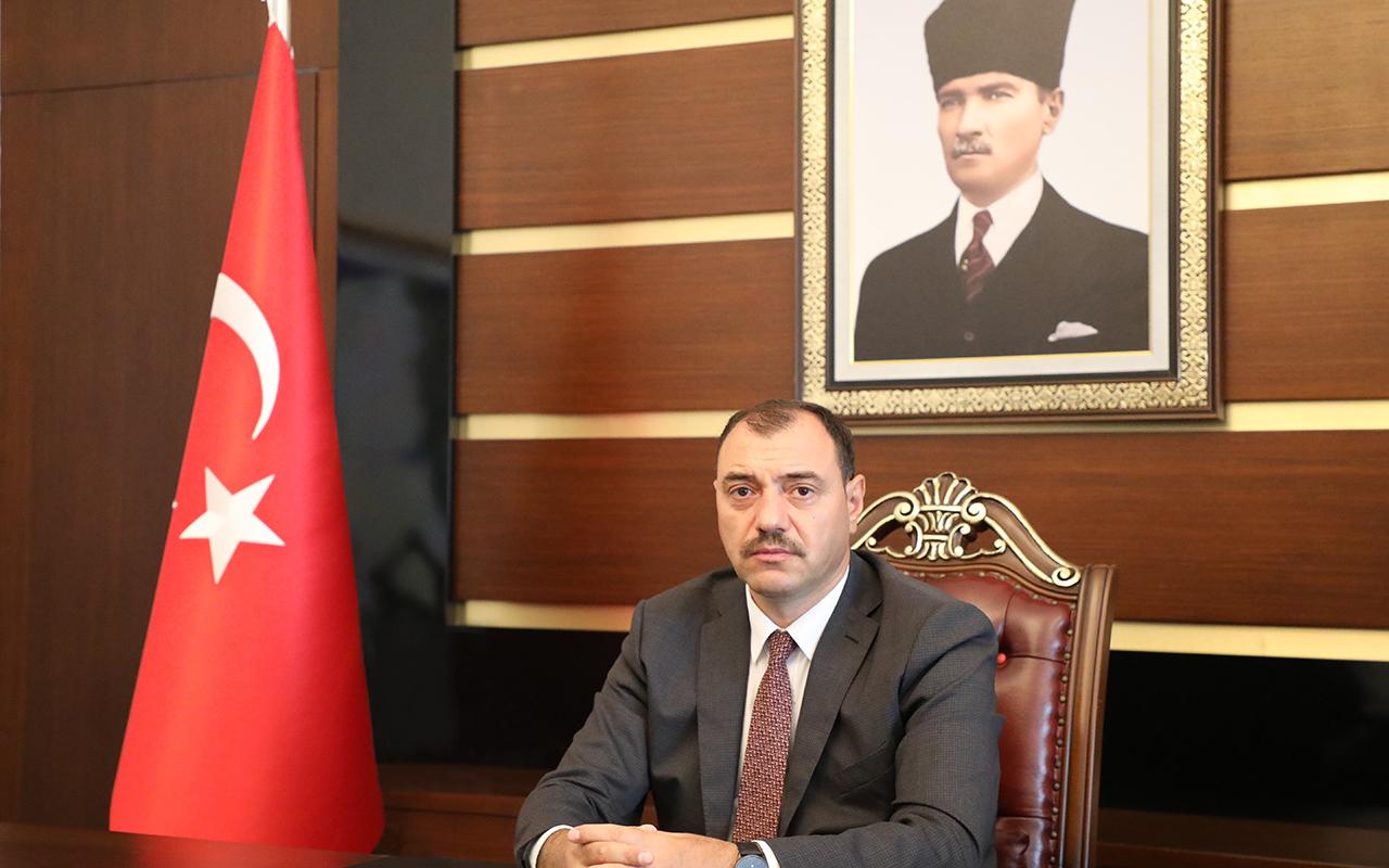 Sakarya Valisi Kaldırım: