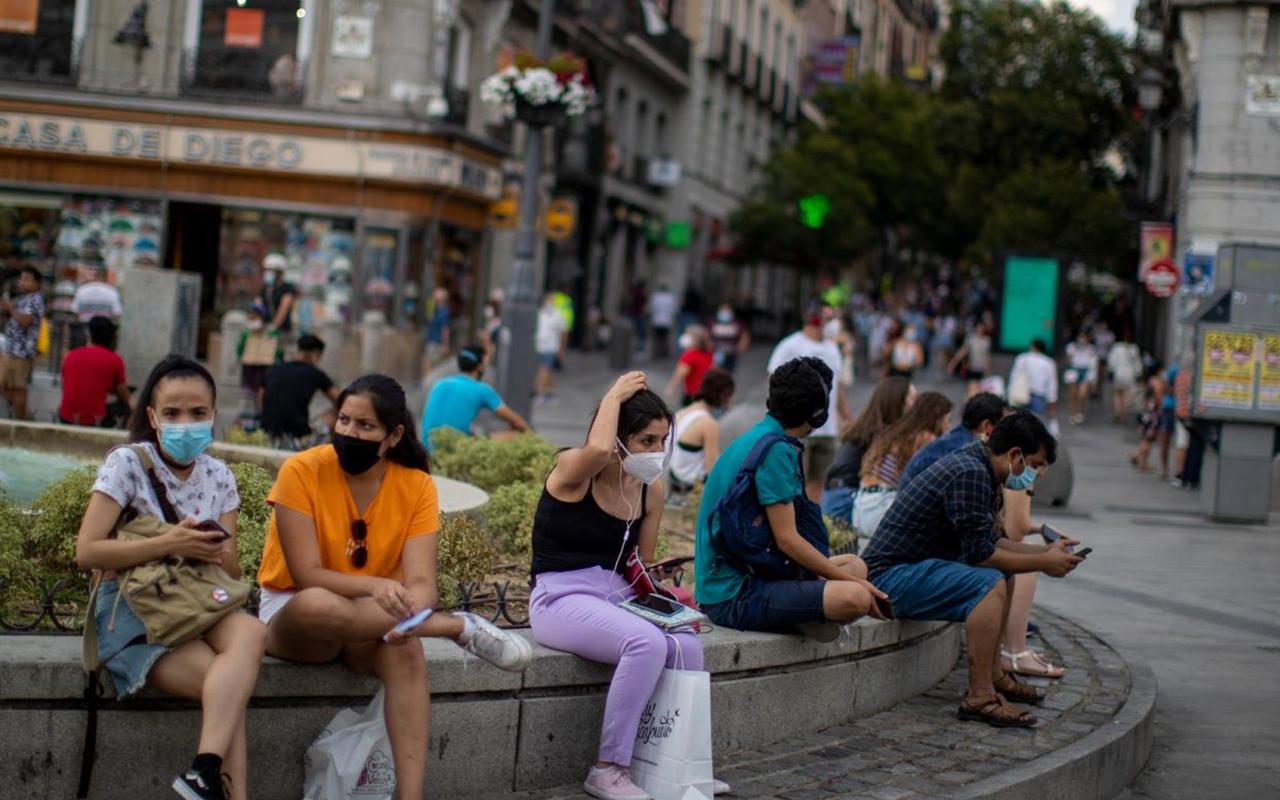 İspanya, tamamen aşılanmış kişilere sınırlarını 7 Haziran'da açıyor