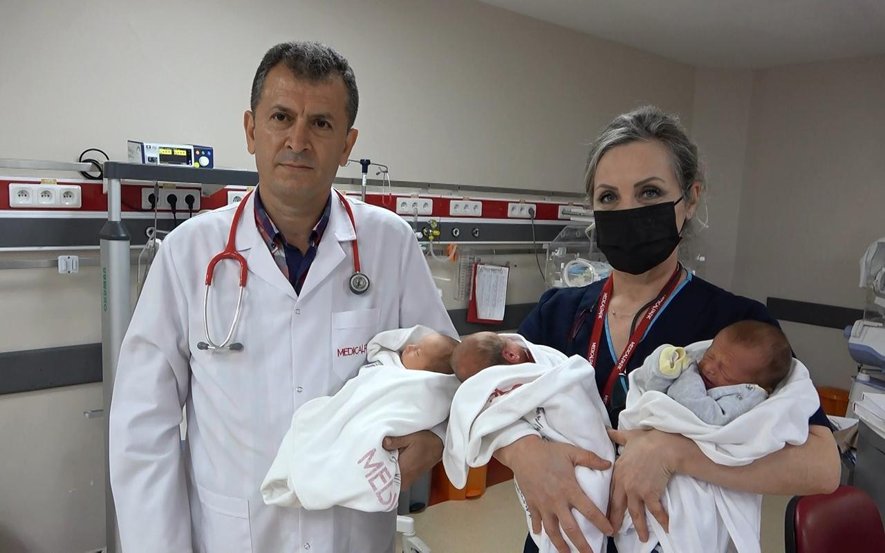 Doktorları şaşırtan doğum