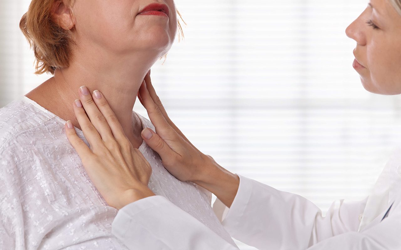 Doğru beslenme, tiroid hastalıklarını iyileştirmeye yardımcı oluyor