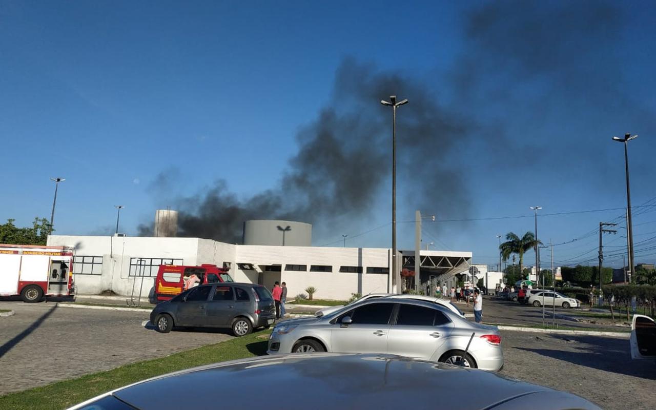 Brezilya'da Covid-19 hastalarının bulunduğu hastanede yangın: 4 ölü