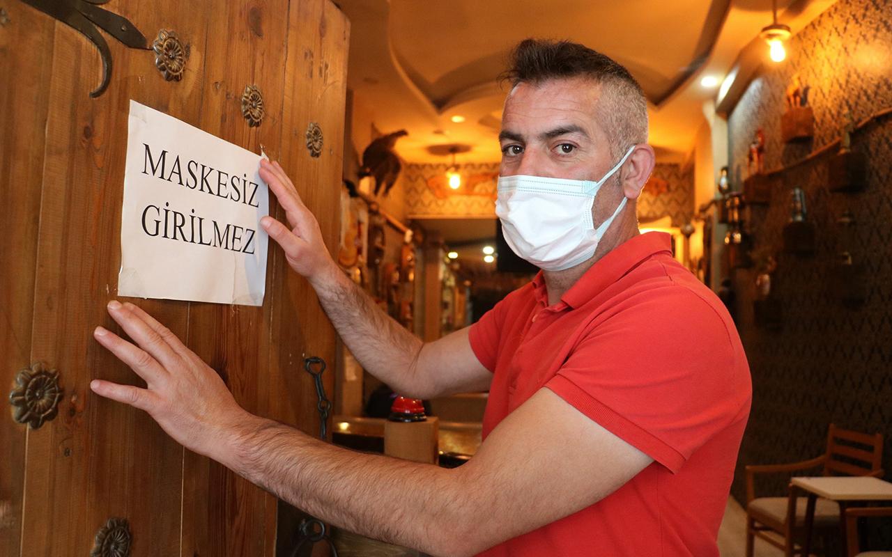 Kafe, lokanta ve restoranlarda normalleşme hazırlıkları