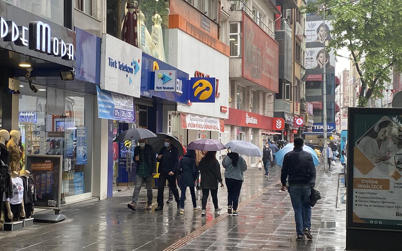 Zonguldak'ta vaka sayılarındaki düşüş HES'e yansıdı