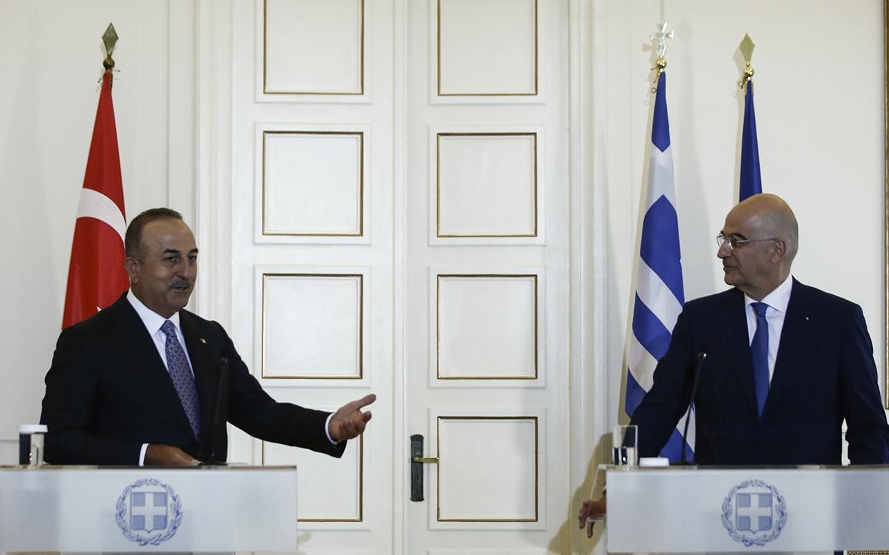 Türkiye ile Yunanistan'dan