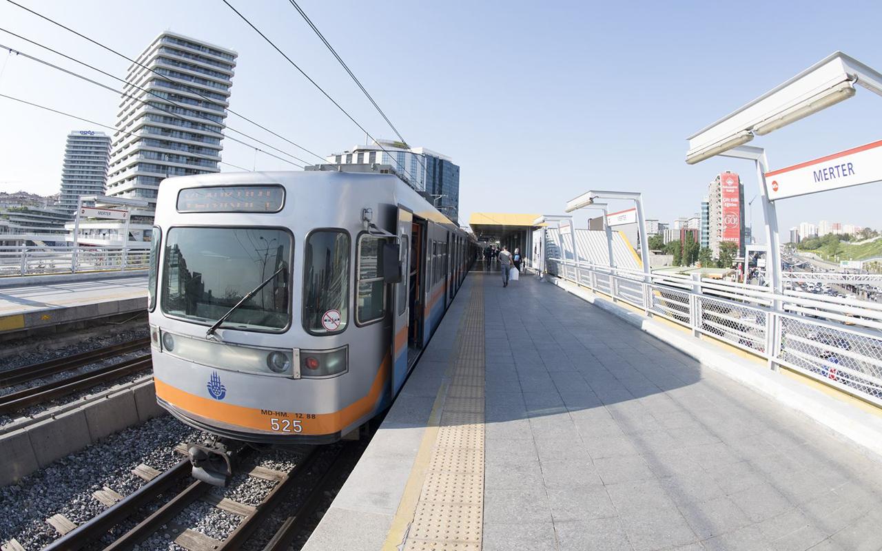 İstanbul'da metro seferlerine normalleşme düzenlemesi
