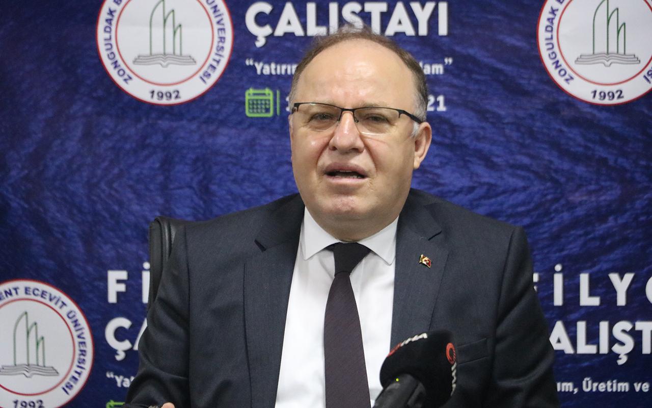 Zonguldak Valisi Mustafa Tutulmaz'dan aşı çağrısı