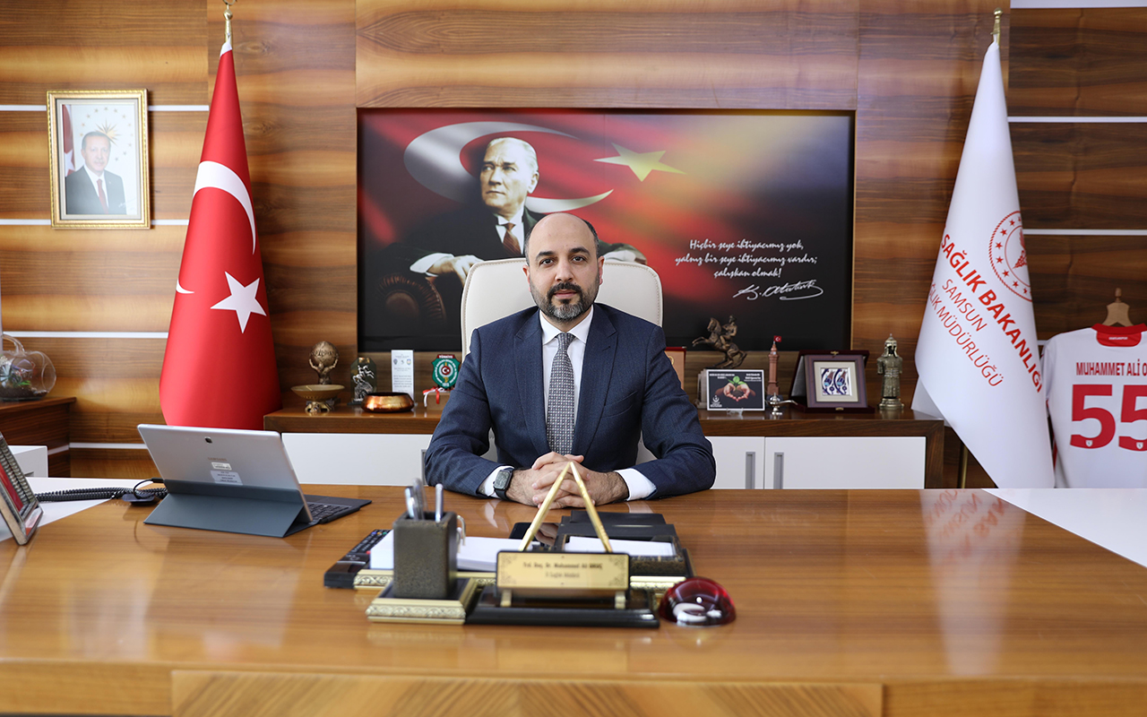 Samsun'da vaka sayılarındaki düşüş devam ediyor
