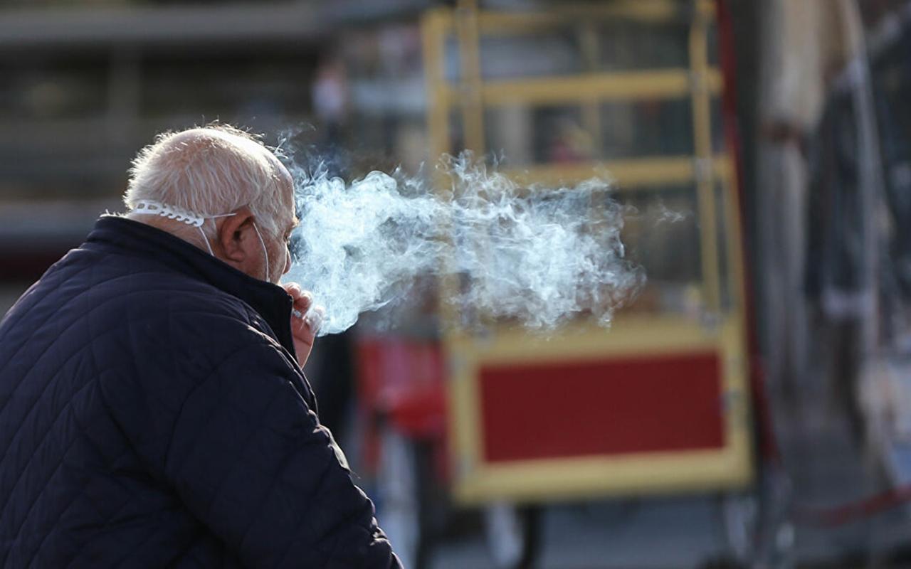 Sigara içenler koronayı 3,5 kat daha ağır geçiriyor