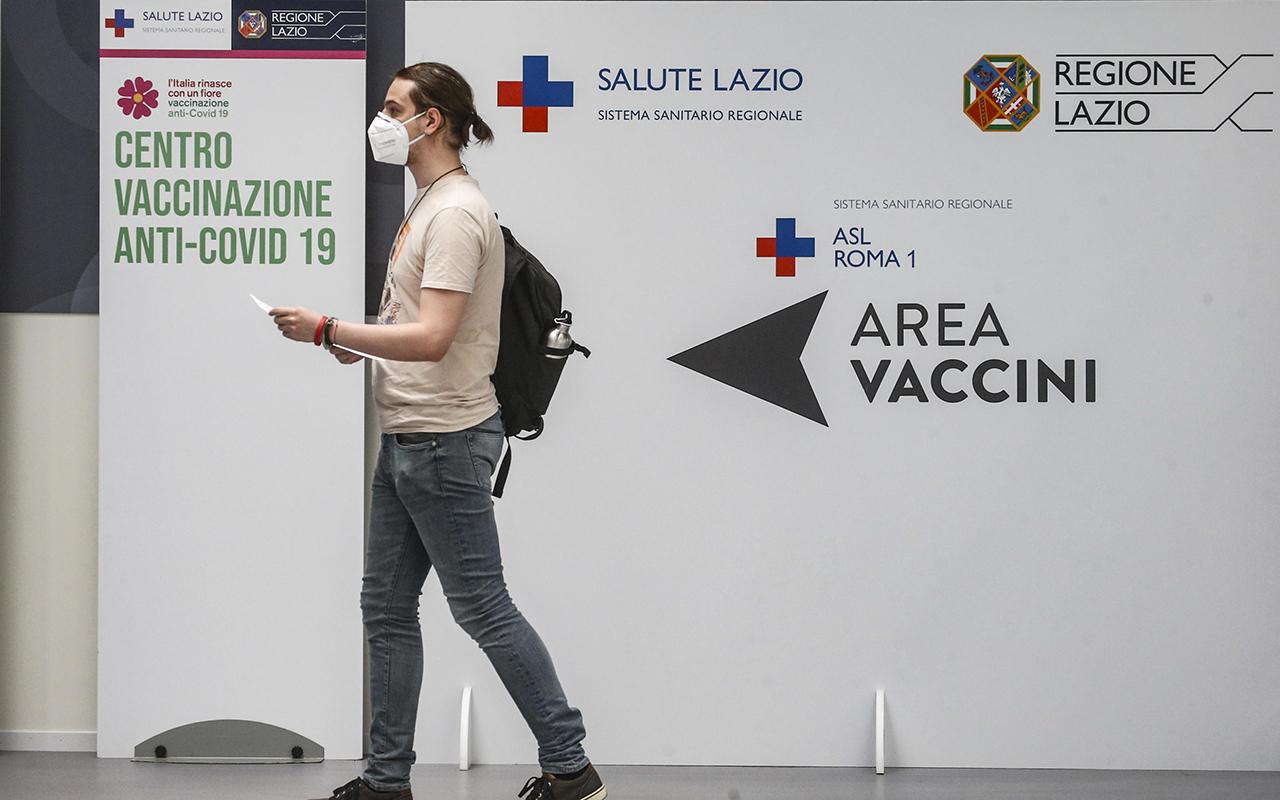 İtalya'da son 24 saatte 2 bin 436 yeni vaka tespit edildi