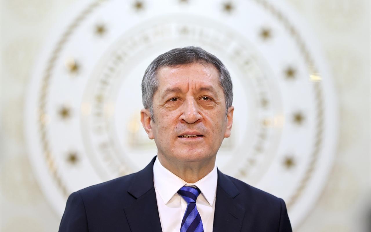 Milli Eğitim Bakanı Selçuk duyurdu: Aşı randevuları açıldı