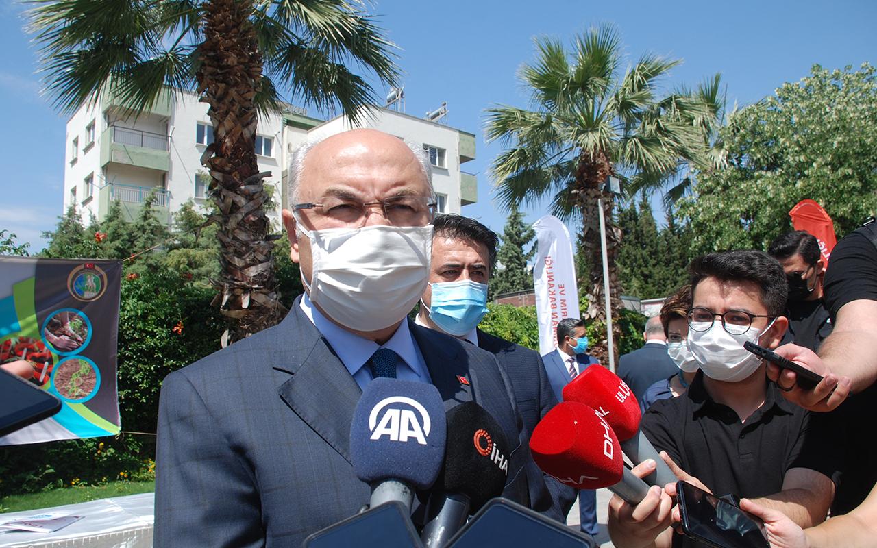 İzmir'de vaka sayısı 200'ün altına indi