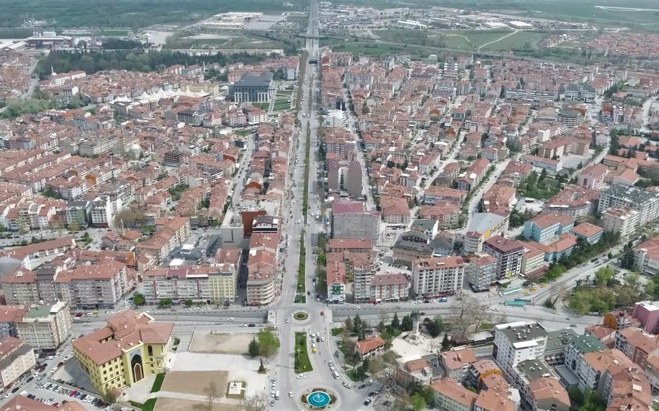 Kütahya vaka sayısında Türkiye 4'üncüsü