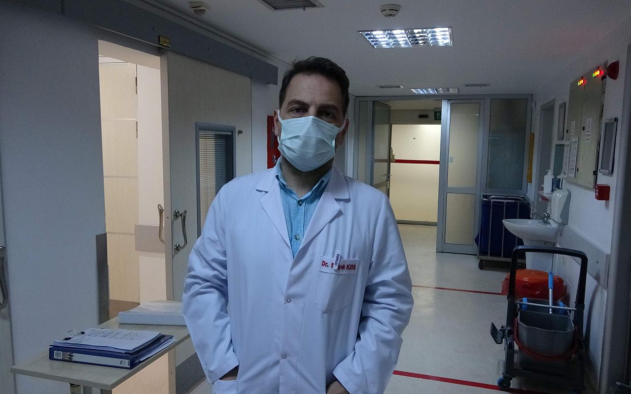 Prof. Dr. Selçuk Kaya: