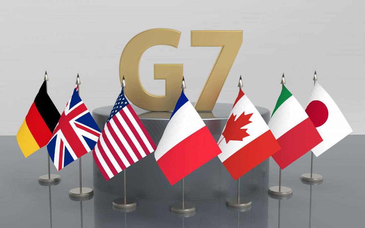 COVID-19 salgınında ilk G7 Zirvesi başlıyor