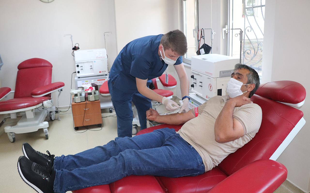 İstanbul Valiliği 41 kan bağışı noktası kuracak
