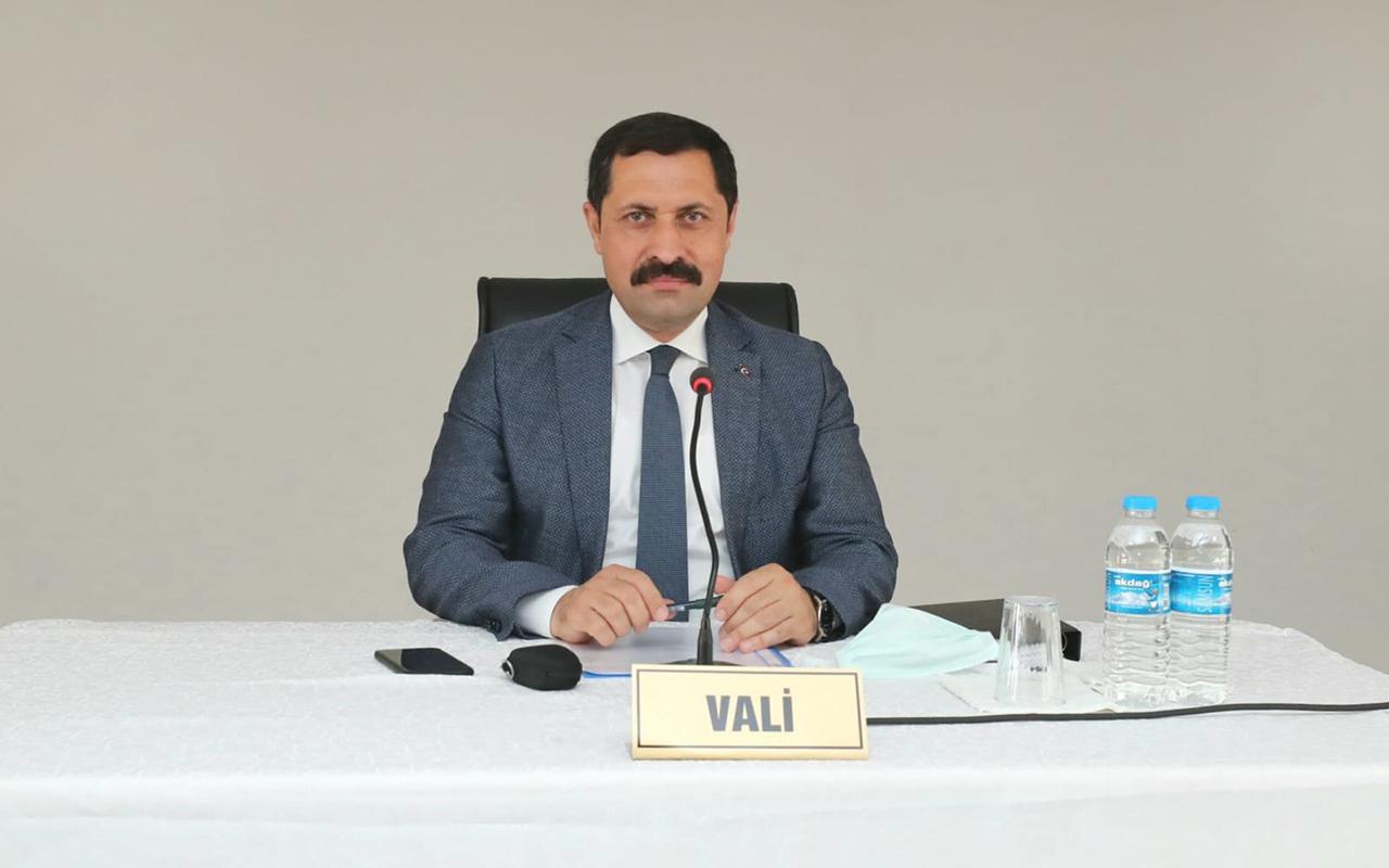 Amasya Valisi Masatlı: