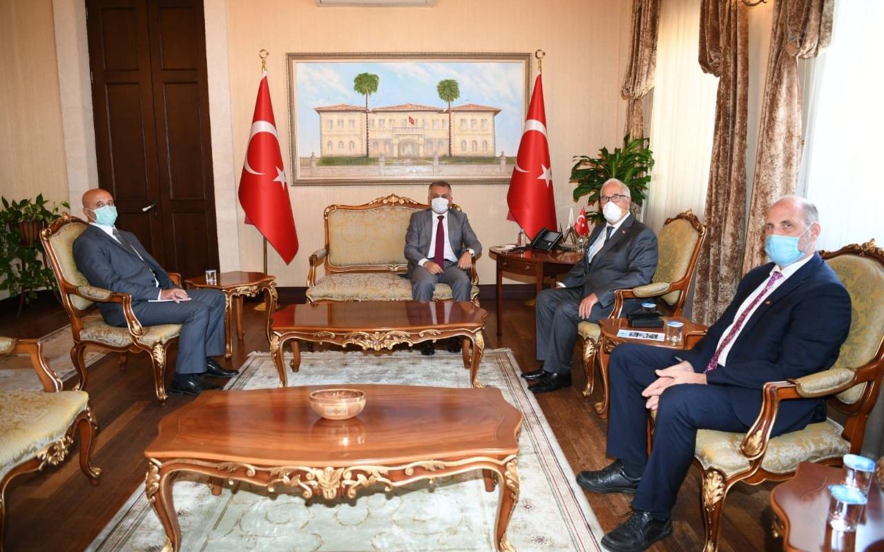 Antalya Valisi Yazıcı: