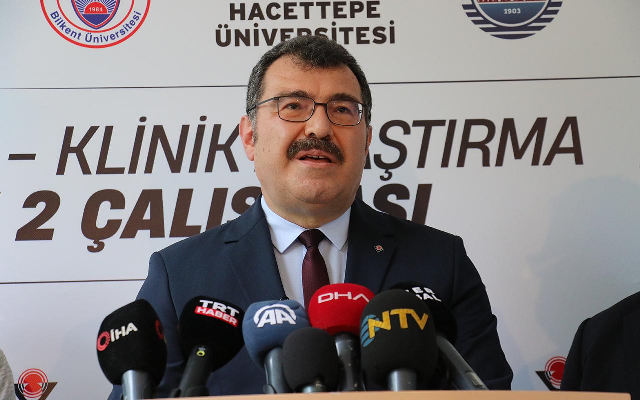 TÜBİTAK Başkanı Hasan Mandal: