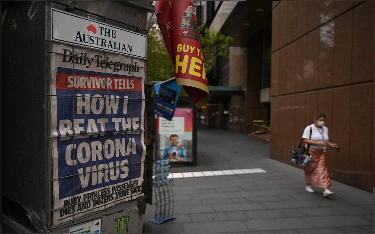 Avustralya'da salgın yeniden canlandı: Pandemide yeni faz