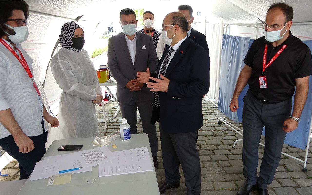 Vali Ustaoğlu'ndan Trabzonlular'a