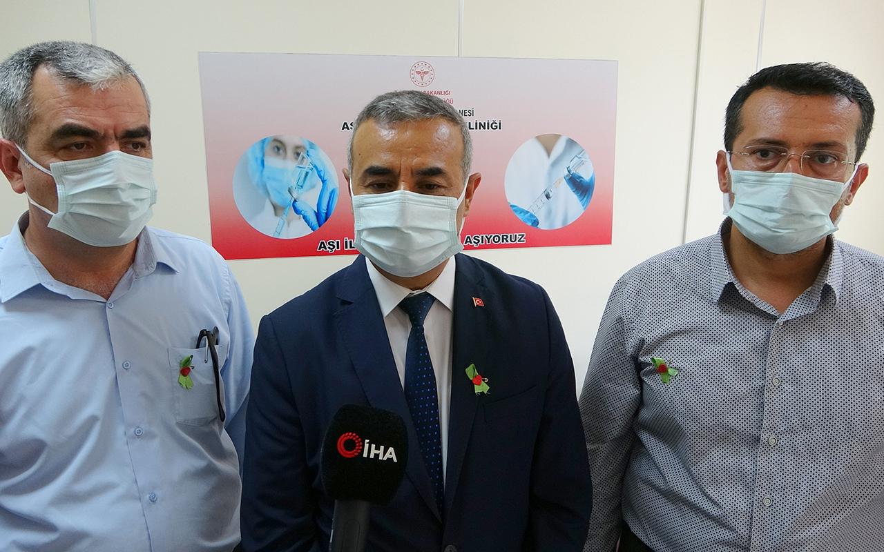 Osmaniye İl Sağlık Müdürü Öznavruz: