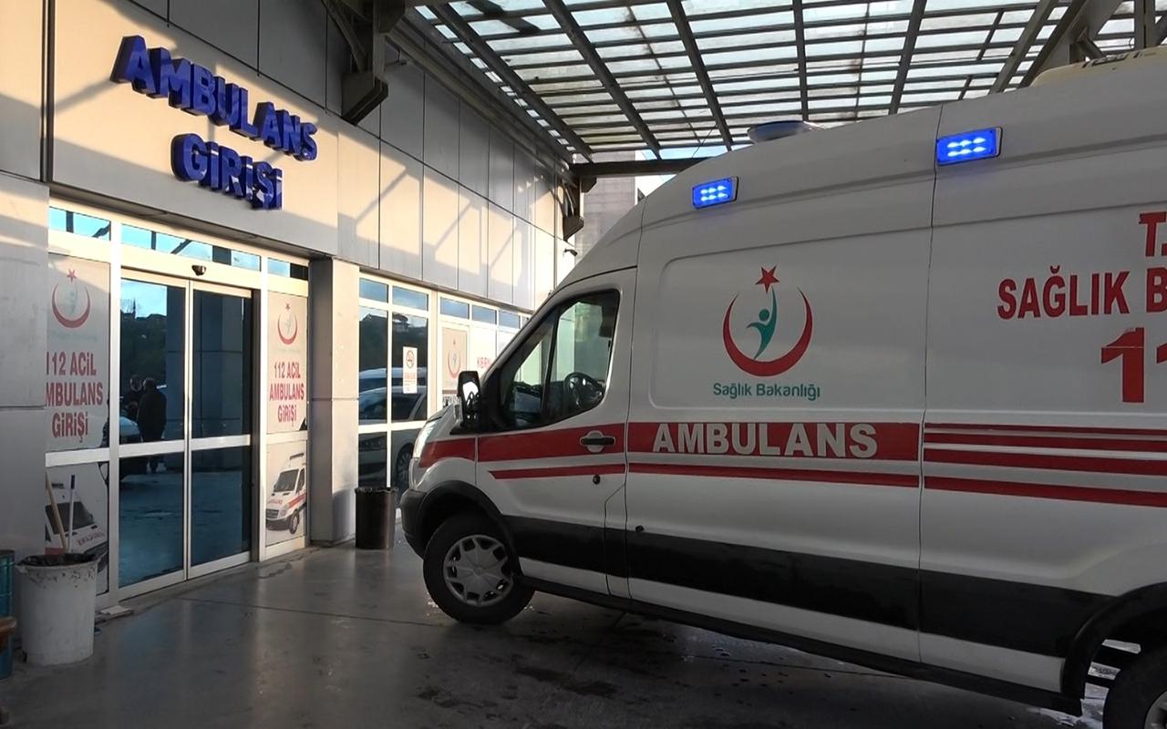 Otelde tatil yapan 16 kişi zehirlenme şüphesiyle hastaneye kaldırıldı