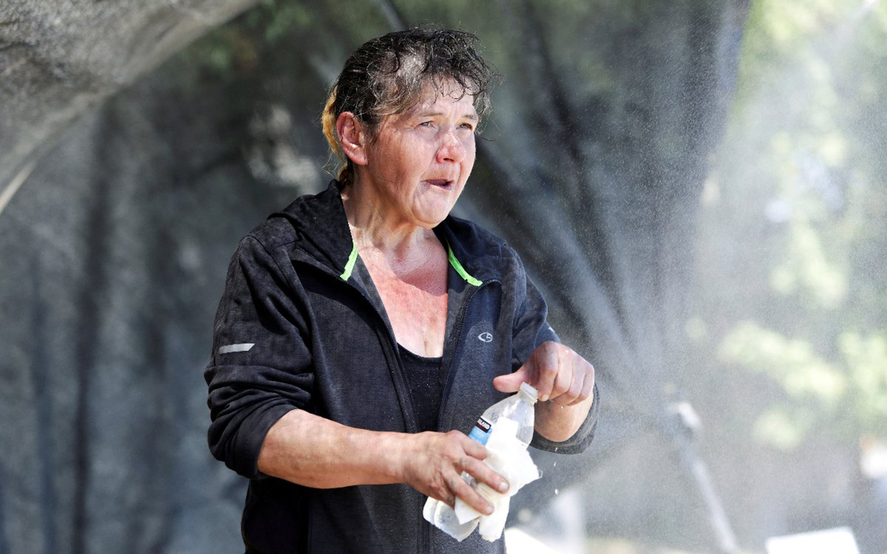 Kanada kavruluyor: Aşırı sıcaklarda can kaybı 719'a yükseldi