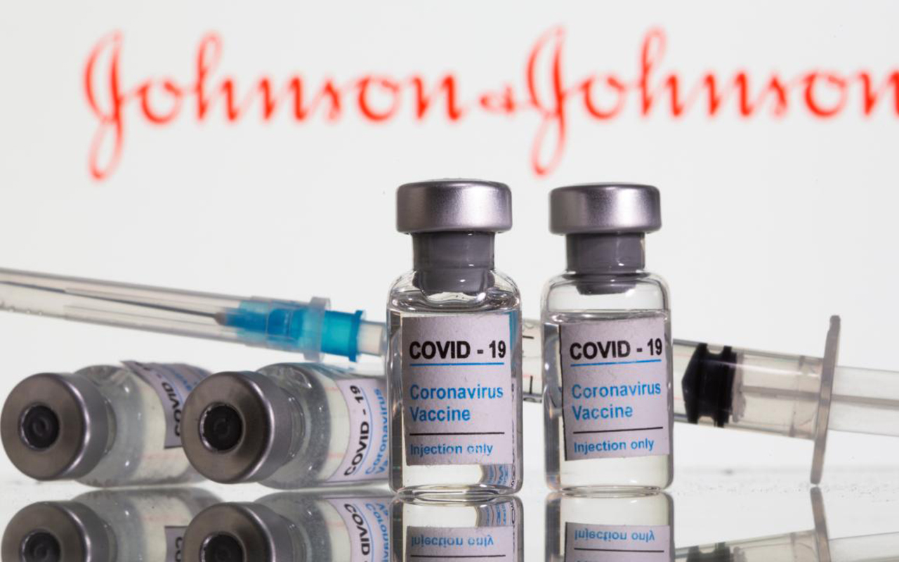 Ukrayna'dan Johnson & Johnson aşısına onay