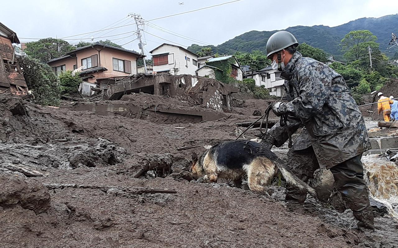 Japonya'daki sel ve heyelan felaketinde ölü sayısı 4'e yükseldi