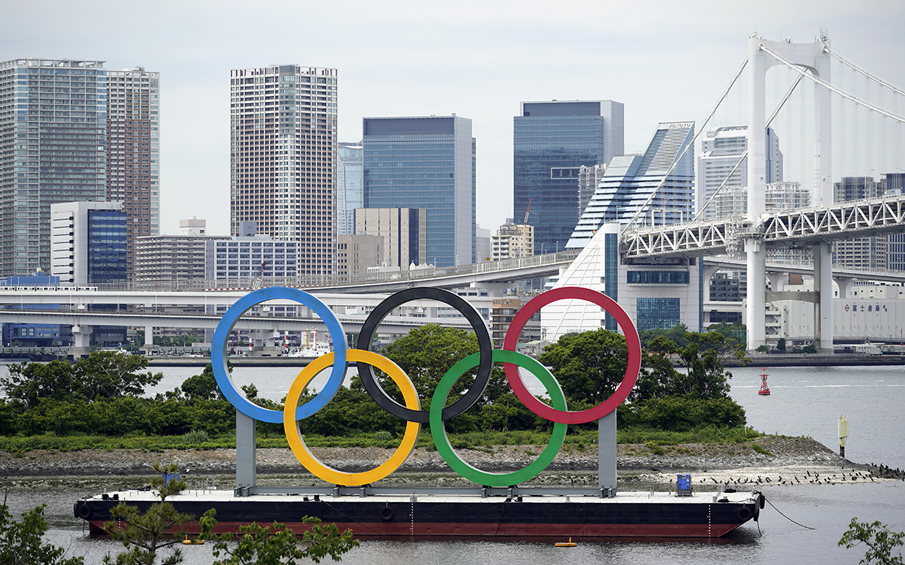 Tokyo'da olimpiyatlar süresince OHAL