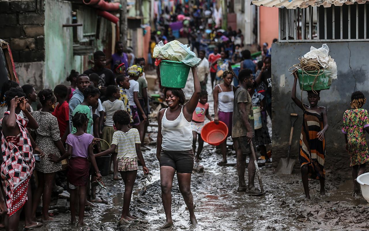 Angola'da sıtma vakaları düşüşe geçti