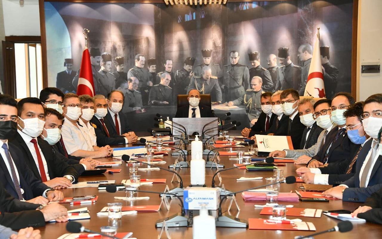 Samsun Valisi Dağlı'dan kaymakamlara aşılama talimatı