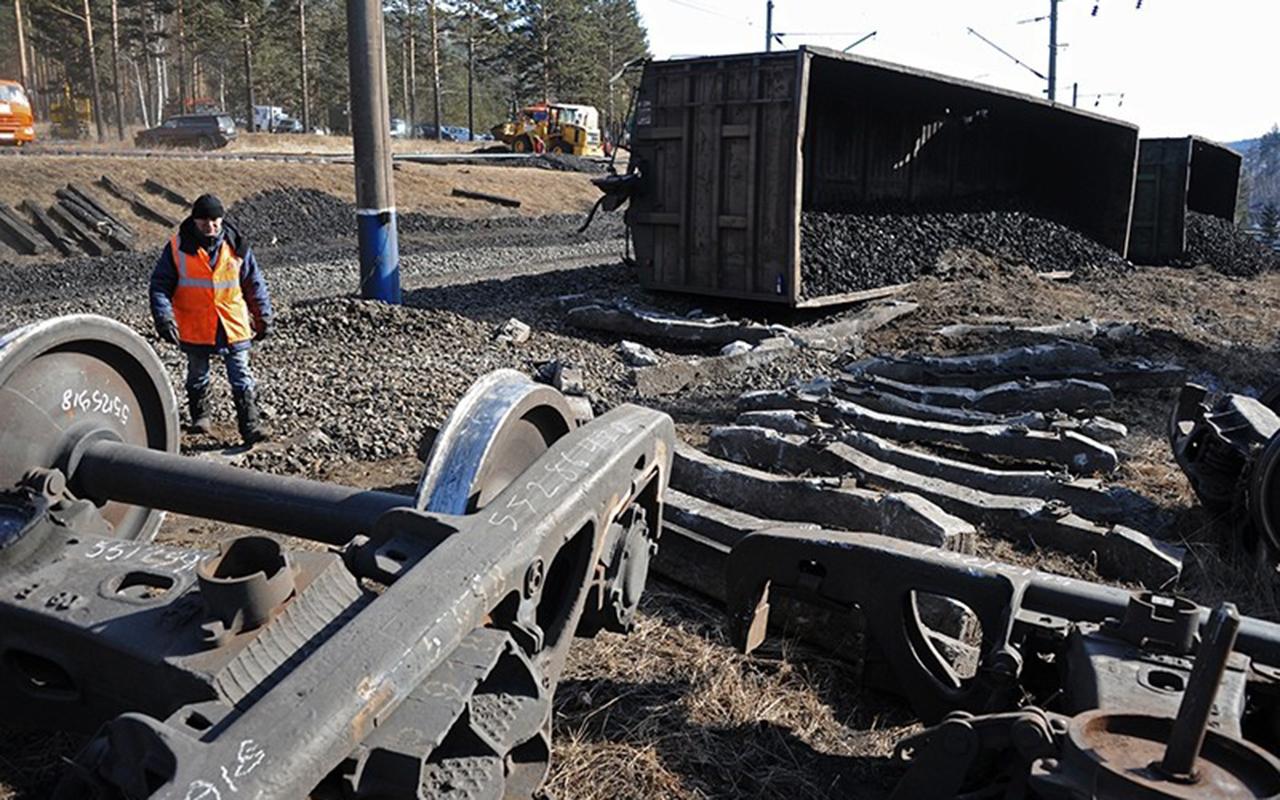 Rusya'da tren kazası: 2 ölü