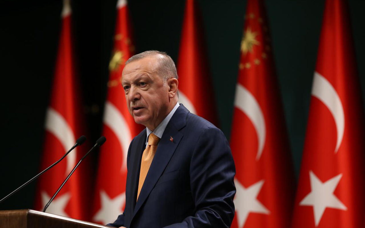 Cumhurbaşkanı Erdoğan'dan Delta varyantı değerlendirmesi: